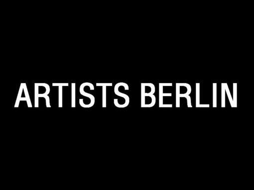 ARTISTS BERLIN 2014 – 2016